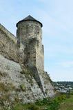 Ουκρανικό μεσαιωνικό φρούριο Στοκ Φωτογραφίες