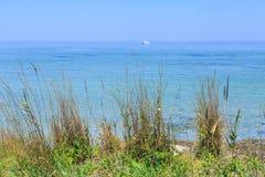 Ουκρανικό νησί Dzharylhach Στοκ φωτογραφίες με δικαίωμα ελεύθερης χρήσης