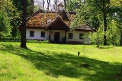 Ουκρανικό σπίτι Στοκ φωτογραφία με δικαίωμα ελεύθερης χρήσης