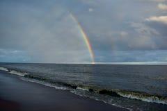 Ουράνιο τόξο ακτών και γρήγορο Cd Στοκ φωτογραφία με δικαίωμα ελεύθερης χρήσης