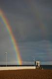 Ουράνιο τόξο ακτών και γρήγορο mkl Στοκ φωτογραφίες με δικαίωμα ελεύθερης χρήσης