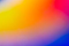 ουράνιο τόξο ανασκόπησης Στοκ Εικόνα