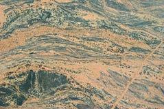 ουράνιο τόξο γρανίτη ανασκόπησης Στοκ Εικόνα