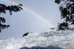 ουράνιο τόξο κορυφαία Βι&ka Στοκ Φωτογραφίες