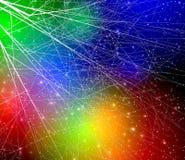 ουράνιο τόξο μυστηρίου Στοκ εικόνα με δικαίωμα ελεύθερης χρήσης