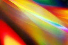 ουράνιο τόξο στιγμών Στοκ Φωτογραφίες