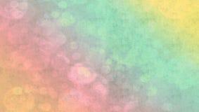 Ουράνιο τόξο υποβάθρου Στοκ εικόνα με δικαίωμα ελεύθερης χρήσης