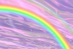 ουράνιο τόξο φαντασίας Στοκ εικόνες με δικαίωμα ελεύθερης χρήσης