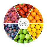 Ουράνιο τόξο φρούτων στοκ φωτογραφία με δικαίωμα ελεύθερης χρήσης