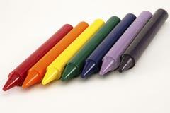 ουράνιο τόξο χρωμάτων Στοκ εικόνα με δικαίωμα ελεύθερης χρήσης