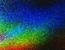 ουράνιο τόξο χρώματος ανα&si Στοκ Φωτογραφίες