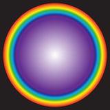 ουράνιο τόξο Απεικόνιση αποθεμάτων