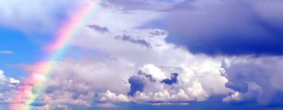 ουράνιο τόξο Στοκ Εικόνες