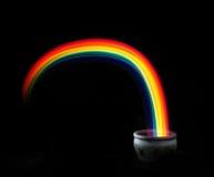 ουράνιο τόξο Στοκ Φωτογραφίες