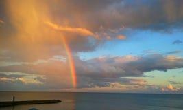 Ουράνιο τόξο Στοκ φωτογραφίες με δικαίωμα ελεύθερης χρήσης