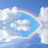 ουράνιο τόξο Στοκ εικόνες με δικαίωμα ελεύθερης χρήσης