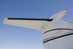 Ουρά αεροπλάνων Στοκ Εικόνες