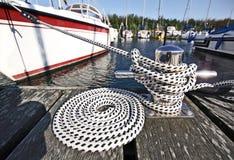 λουρί σκαφών Στοκ Εικόνες