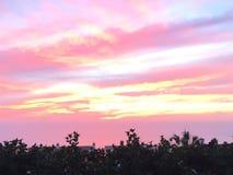 Ουρανοί άνοιξη Στοκ φωτογραφία με δικαίωμα ελεύθερης χρήσης