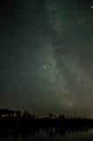 Ουρανοί ανωτέρω Στοκ Εικόνες