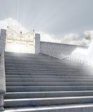 Ουρανοί Γκέιτς Στοκ φωτογραφία με δικαίωμα ελεύθερης χρήσης