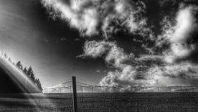 Ουρανοί του Όρεγκον στοκ φωτογραφίες με δικαίωμα ελεύθερης χρήσης