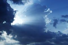 ουρανοί Στοκ Φωτογραφία