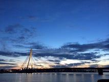 ουρανοί Στοκ εικόνες με δικαίωμα ελεύθερης χρήσης