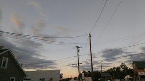 Ουρανοί Fairlea Στοκ Φωτογραφίες