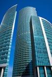 ουρανοξύστες ελίτ Στοκ Φωτογραφία
