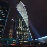 Ουρανοξύστες επάνω από σας στοκ φωτογραφία με δικαίωμα ελεύθερης χρήσης