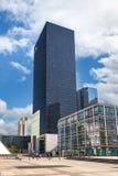 Ουρανοξύστες στην αμυντική περιοχή Λα Στοκ εικόνα με δικαίωμα ελεύθερης χρήσης