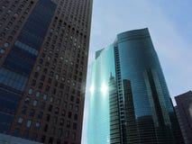 Ουρανοξύστες στο κεντρικό Τόκιο Στοκ Εικόνες
