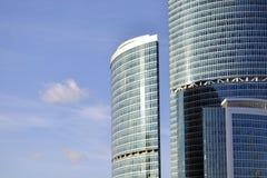 ουρανοξύστες τεμαχίων Στοκ φωτογραφία με δικαίωμα ελεύθερης χρήσης