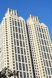ουρανοξύστες της Ατλάντ&al Στοκ εικόνες με δικαίωμα ελεύθερης χρήσης