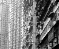 ουρανοξύστες της Κίνας Στοκ φωτογραφία με δικαίωμα ελεύθερης χρήσης