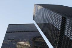 ουρανοξύστες Τορόντο στοκ φωτογραφία