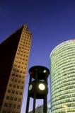 ουρανοξύστες του Βερολίνου Γερμανία Στοκ φωτογραφία με δικαίωμα ελεύθερης χρήσης