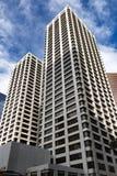Ουρανοξύστες του Κάλγκαρι στοκ φωτογραφίες με δικαίωμα ελεύθερης χρήσης