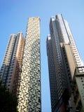 ουρανοξύστες του Χογκ στοκ φωτογραφίες με δικαίωμα ελεύθερης χρήσης