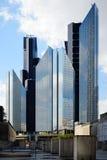 Ουρανοξύστες του World Trade Center του Ντουμπάι Στοκ φωτογραφίες με δικαίωμα ελεύθερης χρήσης