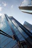 Ουρανοξύστες Στοκ φωτογραφίες με δικαίωμα ελεύθερης χρήσης
