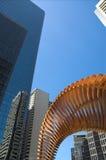 ουρανοξύστες Στοκ εικόνα με δικαίωμα ελεύθερης χρήσης