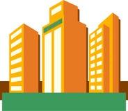 ουρανοξύστες διανυσματική απεικόνιση