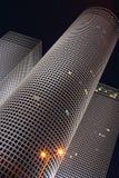 ουρανοξύστες στοκ εικόνες