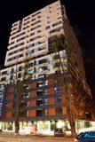ουρανοξύστες Στοκ εικόνες με δικαίωμα ελεύθερης χρήσης