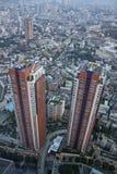 ουρανοξύστες Στοκ Εικόνα