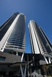 Ουρανοξύστες Gold Coast Στοκ Εικόνες