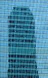 ουρανοξύστης αντανάκλασης Στοκ φωτογραφία με δικαίωμα ελεύθερης χρήσης