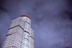 ουρανοξύστης ατελής στοκ φωτογραφία με δικαίωμα ελεύθερης χρήσης